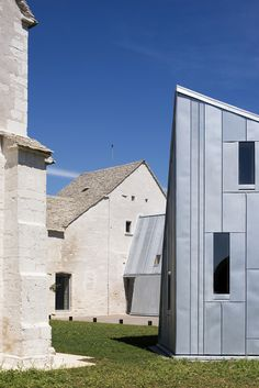 JUNG Architectures. Simon Buri Hospital Of Meursault Conversion. France