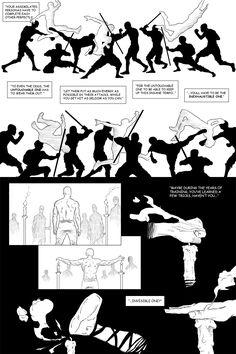 The Bat-Man: Rise and Fall #4 page 18  Read all issues on http://scripts-and-comics.com/comics/ #batman #dc #dccomics #fanart