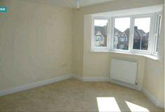 Master bedroom at Thornton Street