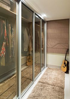 Apartamento em Brasília esbanja simplicidade e sofisticação - Casa