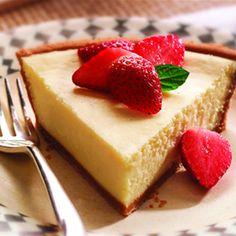 Philadelphia 3-Step Cheesecake - easy, delicious, no-bake recipe!!!!!
