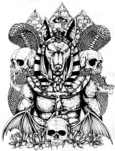 More commission tattoo desing