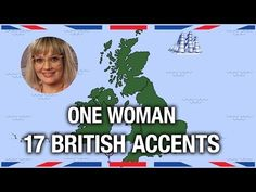 17 British accents - this girl also has a very particular set of skills...