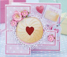 Baking free printables and card making templates - Papercraft Inspirations Card Making Templates, Templates Free, Card Making Inspiration, Card Maker, Printable Paper, Card Sketches, Hobbies And Crafts, Cardmaking, Free Printables