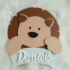 Teddy bear ornament for maternity door at Baby Basinets, Baby Boys, Wood Name Sign, Wood Signs, Foam Crafts, Paper Crafts, Baby Frame, Baby Name Signs, Laser Cut Wood
