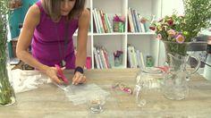 DIY: Como fazer um cobre jarra com tule