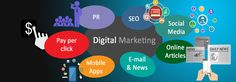 Digital marketing is a promotional activity. It helps you to promote your website, product etc.