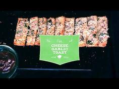 How to make Cheese Garlic Toast - YouTube