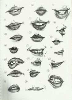 Ideas Of Draw Lips Step By Step - See more about Ideas Of Draw Lips Step By Step, Ideas Of Draw Lips Step By Step