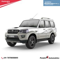 Mahindra Scorpio Adventure Limited Edition Launched, Priced At Rs. The Adventure Edition Is Offered In The Trim In And Variants Mahindra Scorpio Price, New Mahindra Scorpio, Scorpio Car, Mahindra Cars, Bmw Wallpapers, Automotive Manufacturers, Honda Cars, Auto News, Goa