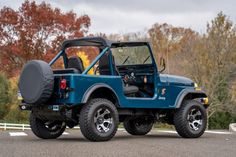 Bid for the chance to own a 1979 Jeep at auction with Bring a Trailer, the home of the best vintage and classic cars online. Cj Jeep, Jeep Cj7, Jeep Accessories, Lift Kits, Transfer Case, Classic Cars Online, Automatic Transmission, Vintage Cars, Monster Trucks