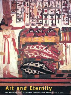 LIBRO: Art and Eternity: The Nefertari Wall Paintings Conservation Project 1986–1992