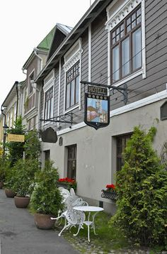 Markus Hirvonen - Naantali (old town) Finland Lappland, Good Neighbor, Old Town, Countryside, Traveling By Yourself, The Neighbourhood, Travel Destinations, Around The Worlds, Houses