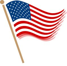 american flag clipart free usa flag 2016 flag day pinterest rh pinterest com flag day clip art flag day clip art free download