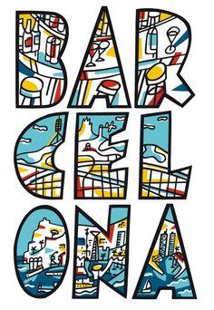 Mariscal Barcelona logo