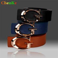 26efe700a765 ChenKe Brand Designer Belts for Women