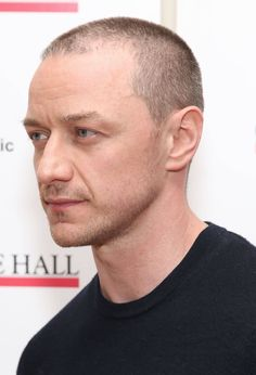 James McAvoy attends The Children's Monologues at Carnegie Hall on November 13, 2017 in New York City.