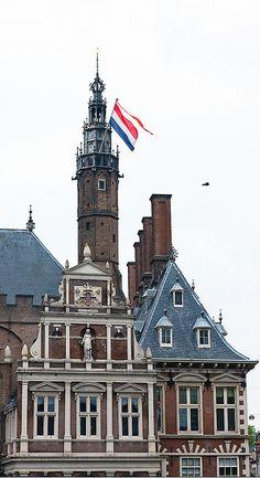 Haarlem City Hall,  Nathan A