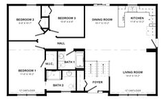 Split Bedroom House Plans 1900 Sq Ft together with Beautiful Southern Home Designs likewise Craftsman Home Design Plans in addition Dogtrot House Style further American Floor Plans. on foursquare house plans