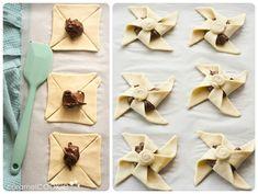 molinillos hojaldre y nutella_caramel cookie