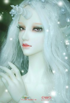 Crystal, 65cm Telesthesia Girl - BJD Dolls, Accessories - Alice's Collections