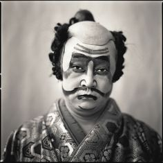 Yoji Taguchi, Tono Kabuki by Hiroshi Watanabe