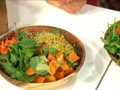 Kryddig quinoa med ingefära (kock Josefine Jäger)