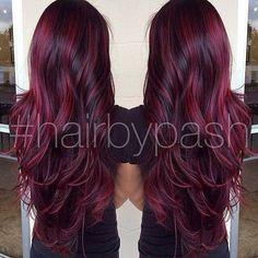 Beautiful. Need my hair this long