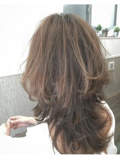 Pin on Hairstyles Pin on Hairstyles Haircuts For Long Hair With Layers, Bob Haircut For Fine Hair, Long Layered Hair, Cut My Hair, Hair Cuts, Hair Inspo, Hair Inspiration, Medium Hair Styles, Long Hair Styles