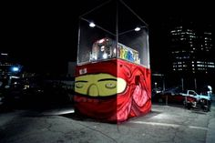 Os Gemeos art in the streets (2011)