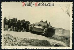 orig. WWII Photo - Assault Gun StuG III - Sturm Artillery - Russia 1941