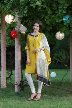 Make your #FestiveSeason perfect with this impeccably #classy kurta! Will you try this? Shop here : www.shopforw.com