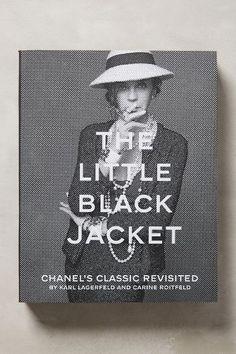 The Little Black Jacket - anthropologie.com