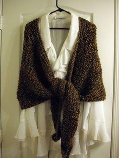 Ravelry: Janet's Shawl pattern by Janet Jameson