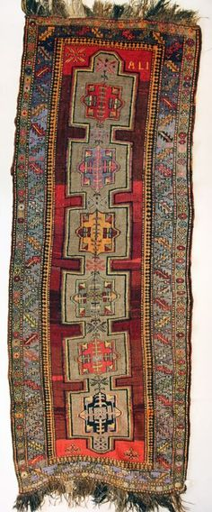 Karabagh, circa 1920, 4'x10'10''