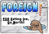 Foreign- Spelling Posters, tips n tricks