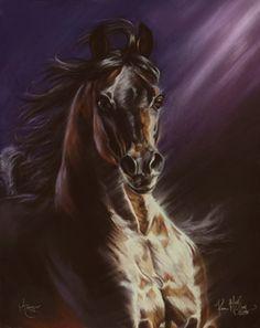 Avenger | Spirit of Horse Art  by Kim McElroy