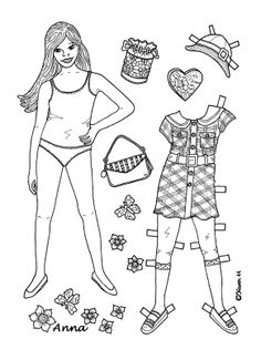 Karen`s Paper Dolls * 1500 free paper dolls Arielle Gabriel's The International Paper Doll Society #QuanYin5 Twitter QuanYin5 Linked In *