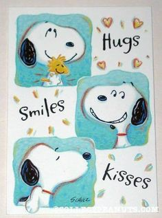 ~ Snoopy ~
