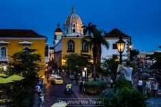 Cartagena is one of the most amazing places in Colombia and one travel we enjoyed a lot.