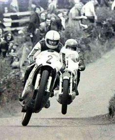 Joey Dunlop.