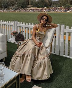 Fun weekend in LA at Game (Game is about to start)! Chic Outfits, Summer Outfits, Summer Dresses, Cute Dresses, Beautiful Dresses, Vestidos Vintage, Fashion Line, I Dress, Dress To Impress