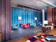 Vivid hotel design and style in Switzerland | HGTV Decor