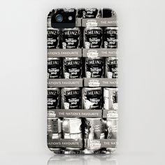 50 P! iPhone & iPod Case by Anja Hebrank - $35.00   #tin #tins #can #cans #heinz #beans #bohnen #shopping #food #kitchen #küche #essen #lebensmittel #supermarket #urban #decay #old #vintage #dresden #germany #deutschland #streetphotography #canon #present #decoration #kitchen #interior #bnw #blackwhite #travelling #travelphotography #design #individual #society6 #print #art #artprint #interior #decoration #design #iphone #ipod #case #cover #skin
