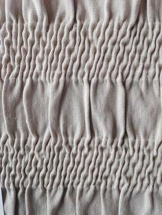Differential shrinkage is unending in its possibilities! Felt Art, Merino Wool Blanket, Applique, Weaving, Crafty, Texture, Fiber Art, Revolution, Color
