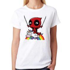 Deadpool, Women T-Shirt