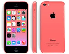 Pink iPhone 5C - PERSONAL COLLECTION Thx 2 my fab mom... Luv that lady.