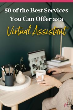 As a Virtual Assistant there are dozens of services that you can off your clients! But, sometimes trying to work out WHAT these services might be for you can leave new VA's feeling overwhelmed. In this Ultimate Services Guide we break down 50 high demand services and what you need to know about them. It is the perfect guide to help you choose the services you will offer. Virtual Assistant Services, Feeling Overwhelmed, How To Become, Canning, Home Canning, Conservation
