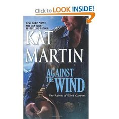 Amazon.com: Against the Wind (The Raines of Wind Canyon) Kat Martin