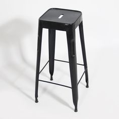 Tabouret de bar industriel on pinterest bar stools - Tabouret bar style industriel ...